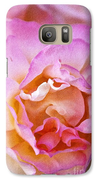 Galaxy Case featuring the photograph Glow From Within by David Millenheft