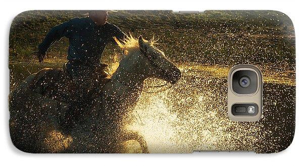 Go Cowboy Galaxy S7 Case