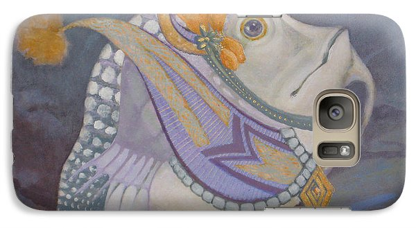 Galaxy Case featuring the painting Go Thai by Marina Gnetetsky