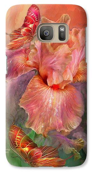 Goddess Of Spring Galaxy S7 Case