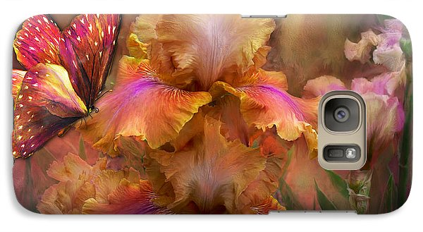 Goddess Of Sunrise Galaxy S7 Case
