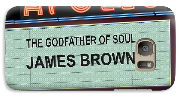 Godfather Of Soul Galaxy S7 Case