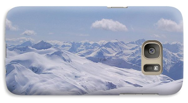 Galaxy Case featuring the photograph Gods Country by Brian Williamson
