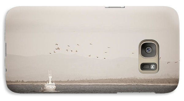 Galaxy Case featuring the photograph Going Fishing by Erin Kohlenberg