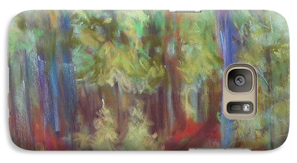 Galaxy Case featuring the photograph Going In II by Shirley Moravec