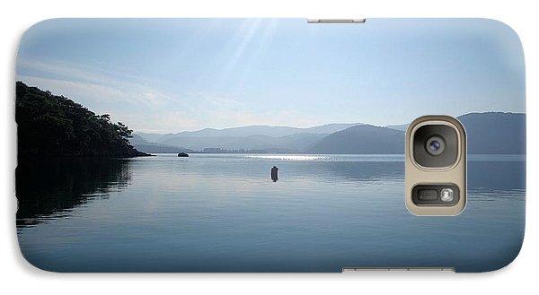 Galaxy Case featuring the photograph Gokova Bay  by Tracey Harrington-Simpson