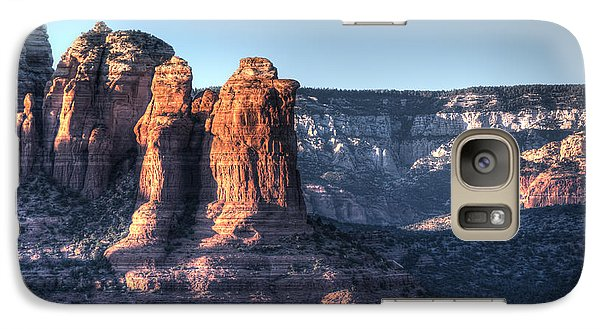Golden Buttes Galaxy S7 Case by Lynn Geoffroy
