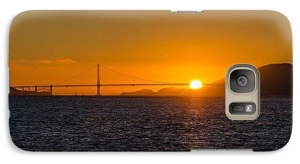 Golden Gate Bridge Galaxy S7 Case