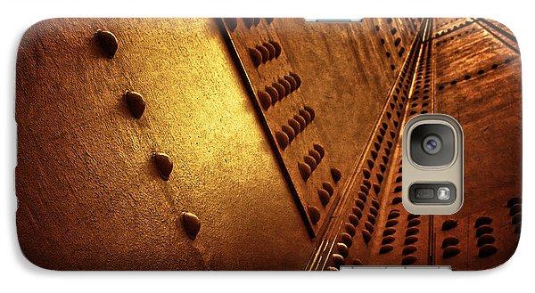 Golden Mile Galaxy S7 Case