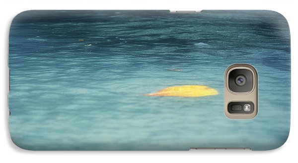 Galaxy Case featuring the photograph Golden Reflections by Melanie Lankford Photography