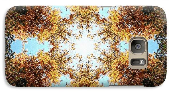 Golden Shimmer K2 Galaxy S7 Case