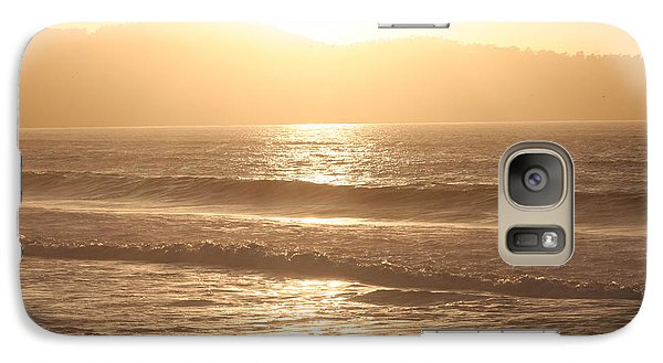 Galaxy Case featuring the photograph Golden State  by Carrie Maurer