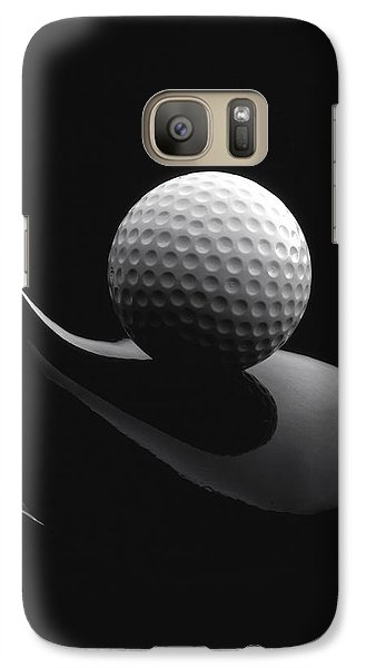 Golf Ball And Club Galaxy S7 Case