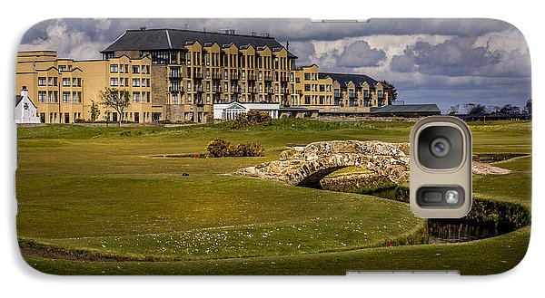 Wall Art Swilcan Bridge St Andrews Scotland Galaxy S7 Case