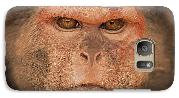 Galaxy Case featuring the photograph Goo by Marion Johnson