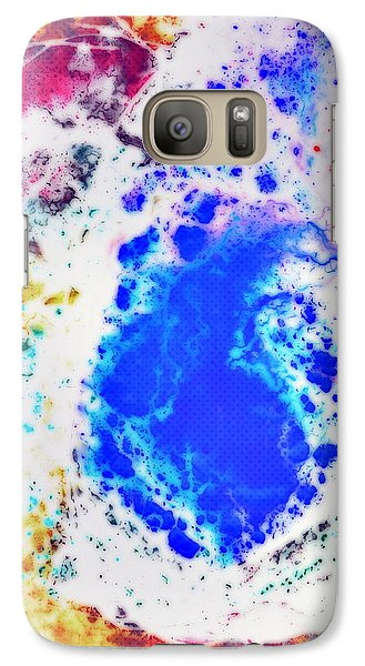 Galaxy Case featuring the digital art Good Guess by Christine Ricker Brandt
