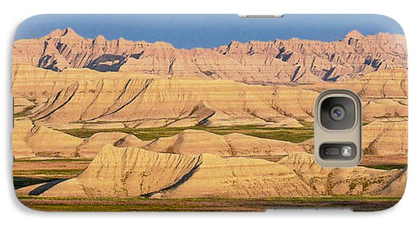 Galaxy Case featuring the photograph Good Morning Badlands I by Patti Deters