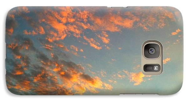 Galaxy Case featuring the photograph Good Morning by Linda Bailey