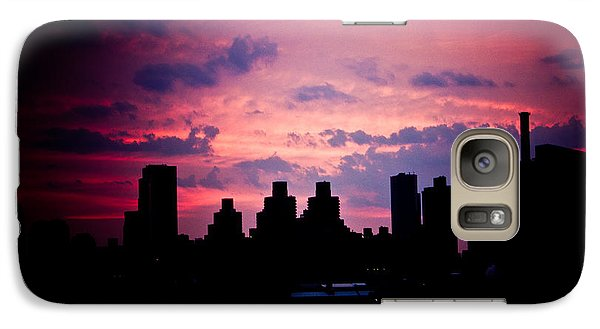 Galaxy Case featuring the photograph Good Morning New York by Sara Frank