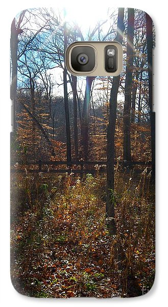 Galaxy Case featuring the photograph Good Morning by Pamela Clements