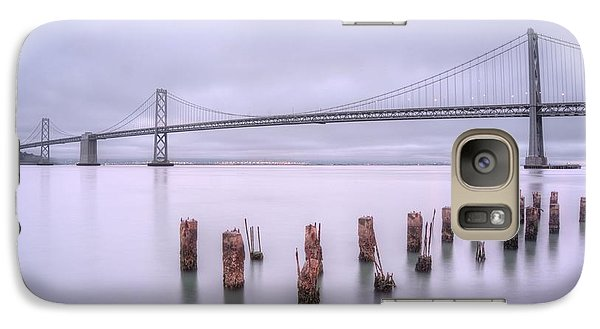 Galaxy Case featuring the photograph Good Morning San Francisco by Peter Thoeny