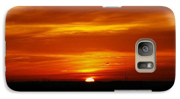 Galaxy Case featuring the photograph Good Morning Sunshine by Oscar Alvarez Jr