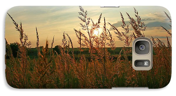 Galaxy Case featuring the photograph Good Morning Sunshine by Shirley Heier