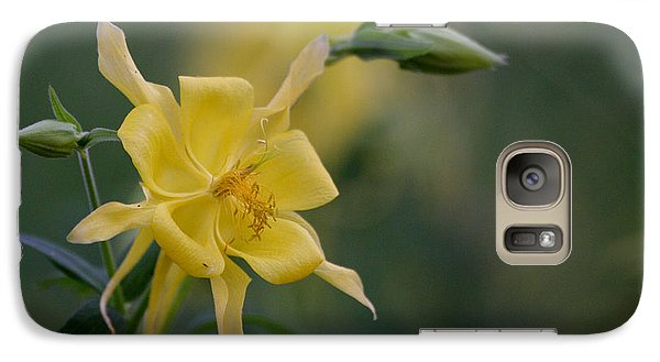 Galaxy Case featuring the photograph Good Morning To You by Ruth Jolly
