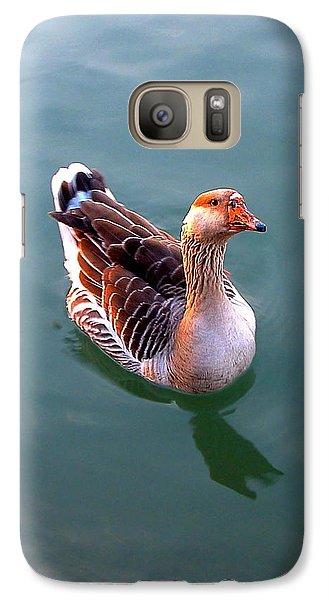Goose Galaxy S7 Case