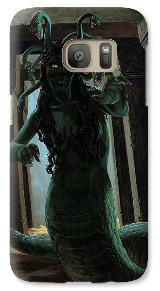 Gorgon Medusa Galaxy S7 Case