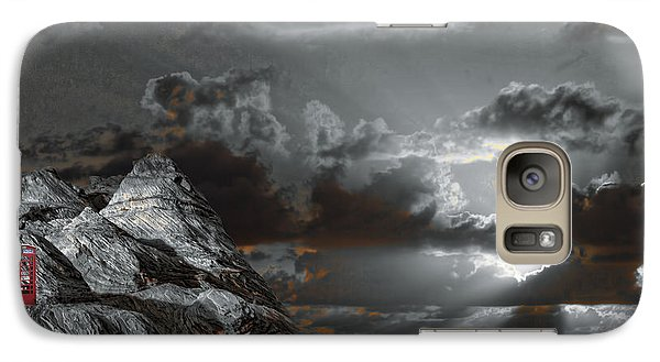 Galaxy Case featuring the photograph Got A Dime by Shirley Mangini