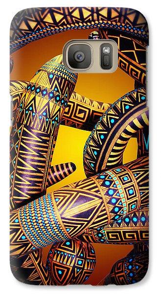 Gourd Snake Galaxy S7 Case