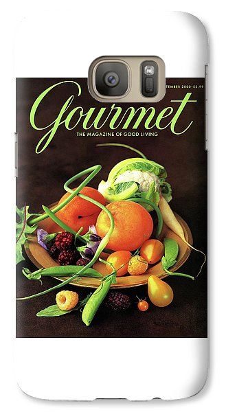 Gourmet Cover Featuring A Variety Of Fruit Galaxy S7 Case