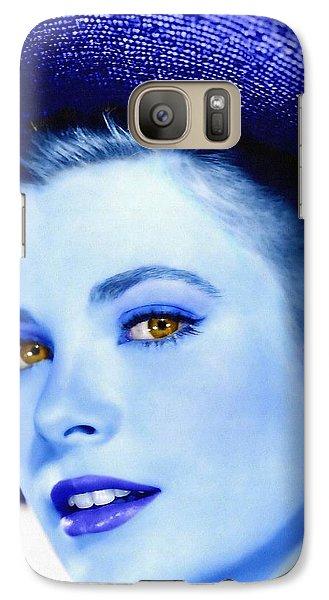 Grace Kelly Galaxy Case by Art Cinema Gallery
