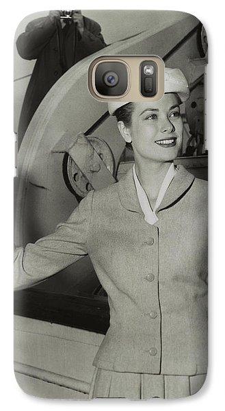 Grace Kelly In 1956 Galaxy Case by Mountain Dreams