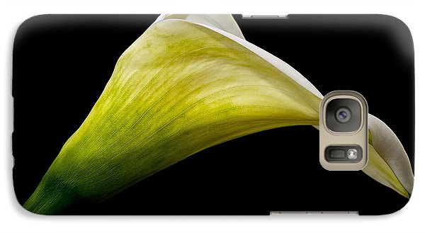 Galaxy Case featuring the photograph Graceful Curves by Kim Andelkovic