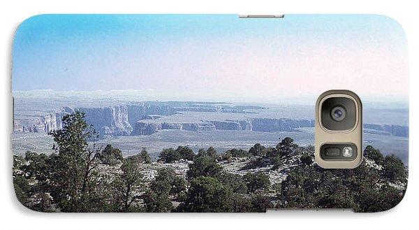 Galaxy Case featuring the photograph Grand Canyon 1972 by John Mathews