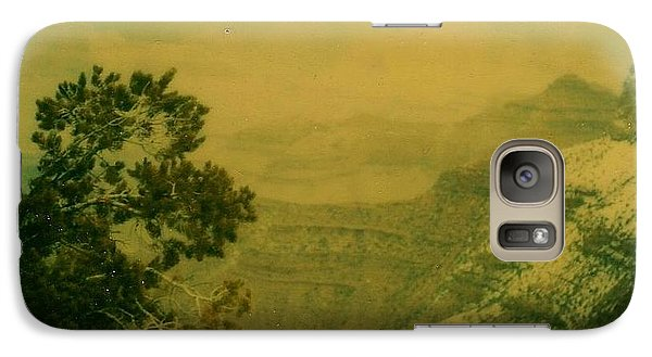 Galaxy Case featuring the photograph Grand Canyon by Amazing Photographs AKA Christian Wilson