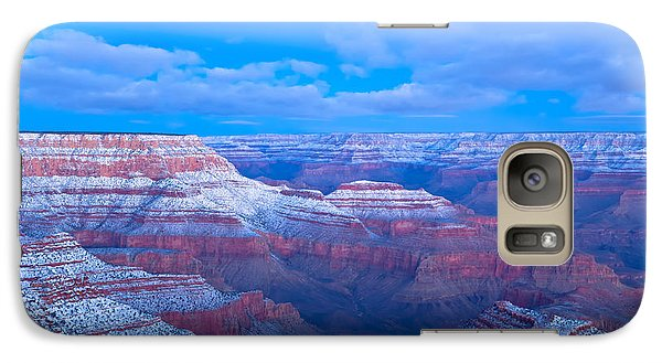 Galaxy Case featuring the photograph Grand Canyon At Dawn by Jonathan Nguyen