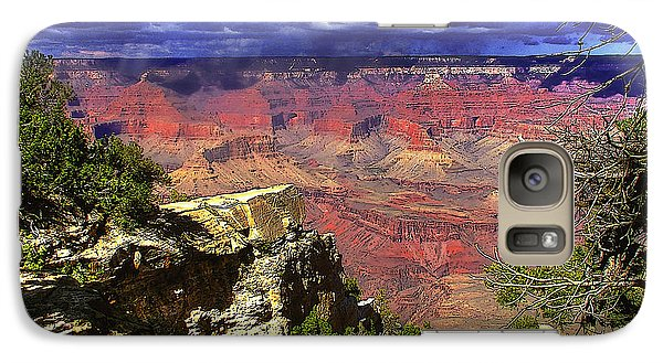 Galaxy Case featuring the photograph Grand Canyon by Craig T Burgwardt