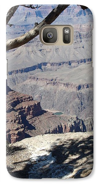 Galaxy Case featuring the photograph Grand Canyon by David S Reynolds