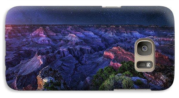 Grand Canyon Night Galaxy S7 Case