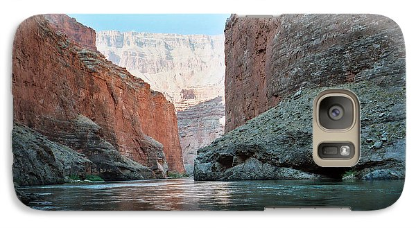 Galaxy Case featuring the photograph Grand Canyon Sky by Tony Mathews