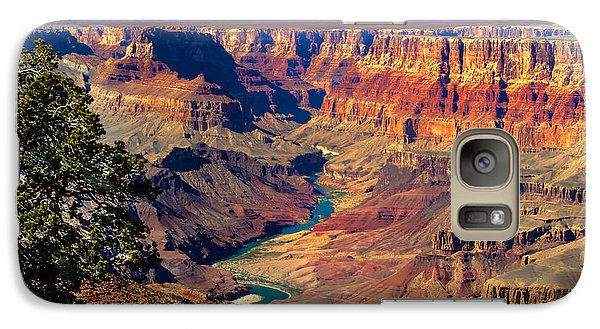 Grand Canyon Sunset Galaxy S7 Case by Robert Bales