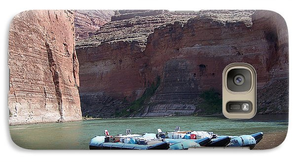 Galaxy Case featuring the photograph Grand Canyon by Tony Mathews