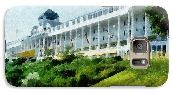 Grand Hotel Mackinac Island Ll Galaxy S7 Case