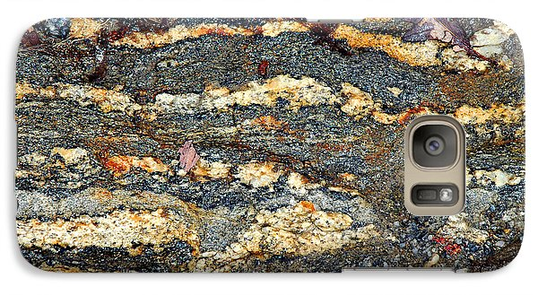 Galaxy Case featuring the photograph Granite Trail by Allen Carroll