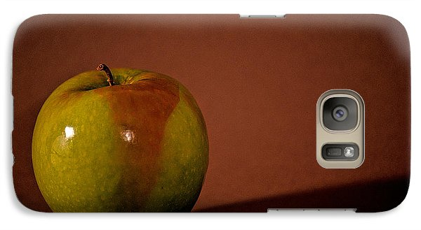 Galaxy Case featuring the photograph Granny Smith by Sharon Elliott