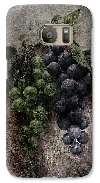 Galaxy Case featuring the digital art Off The Vine by Aaron Berg