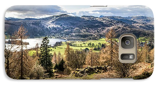 Grasmere Lake District National Park Galaxy S7 Case